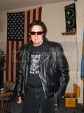 Uncle Alan as Andrew Dice Clay